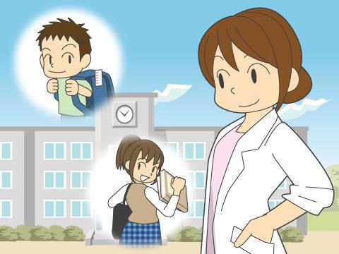 学校保健師(養護教諭)
