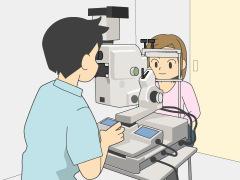 視能訓練士の仕事