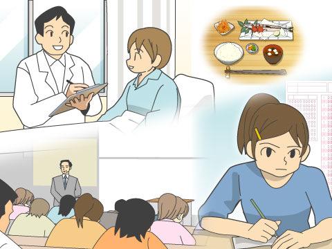 管理栄養士試験