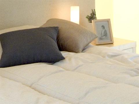 寝具のお手入れ