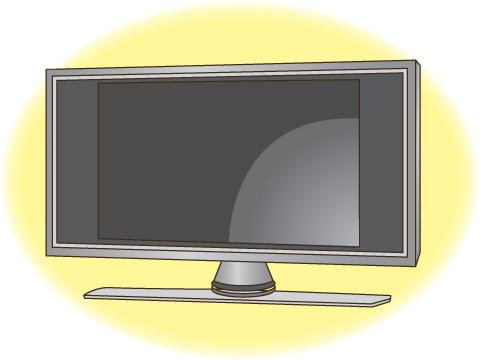 薄型テレビが主流に