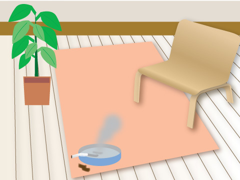 絨毯・カーペットのトラブル対処法