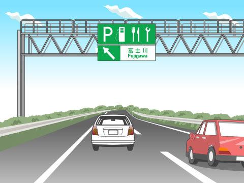 高速道路(コウソクドウロ)