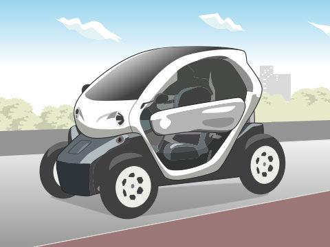 小型自動車(コガタジドウシャ)