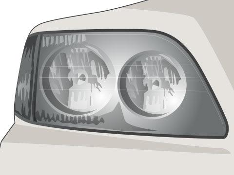 ヘッドライト(ヘッドライト)