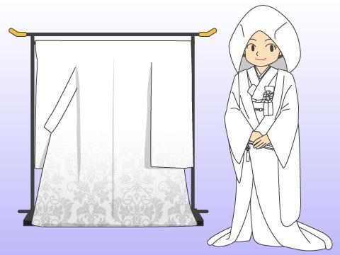 白無垢(シロムク)