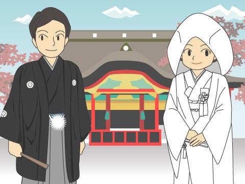 神前式(シンゼンシキ)