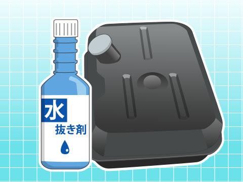 水抜き剤(ミズヌキザイ)