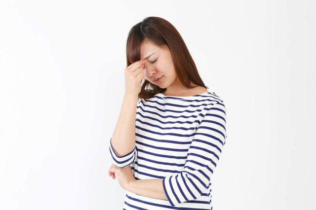 副鼻腔炎(蓄膿症)の症状