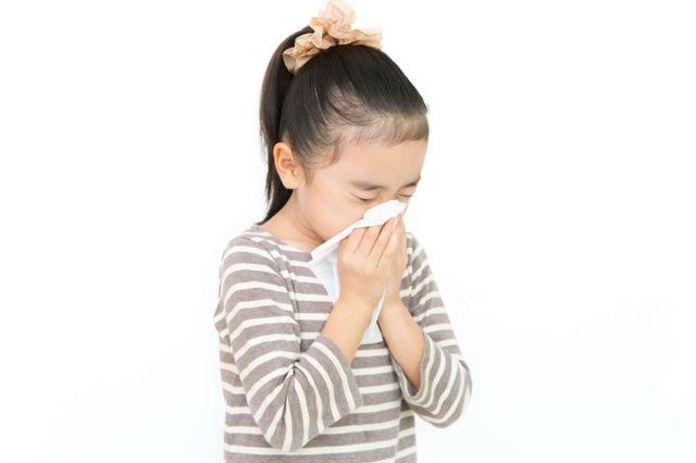 子どもの副鼻腔炎(蓄膿症)