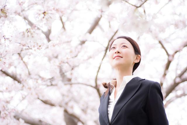 春の便秘イメージ