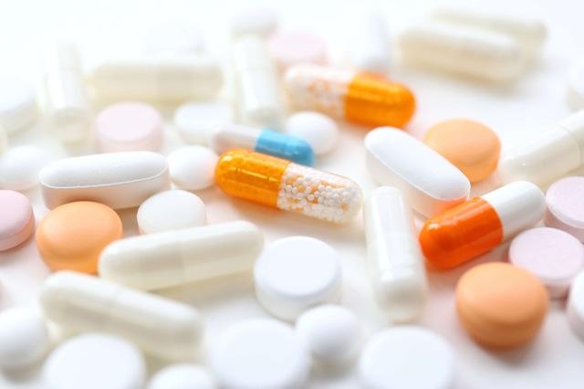 自律神経失調症の薬物療法のイメージ