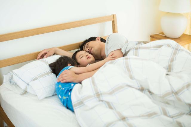 不調を感じたら、無理せず早く寝る