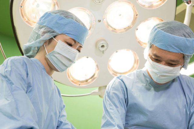緑内障の観血的手術