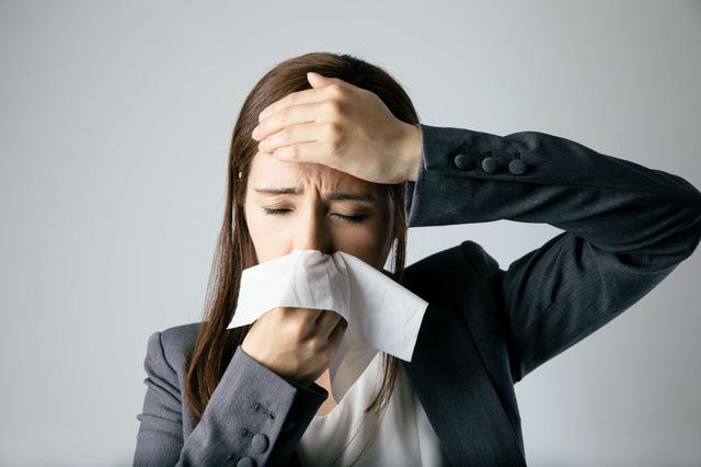 慢性副鼻腔炎(慢性の蓄膿症)