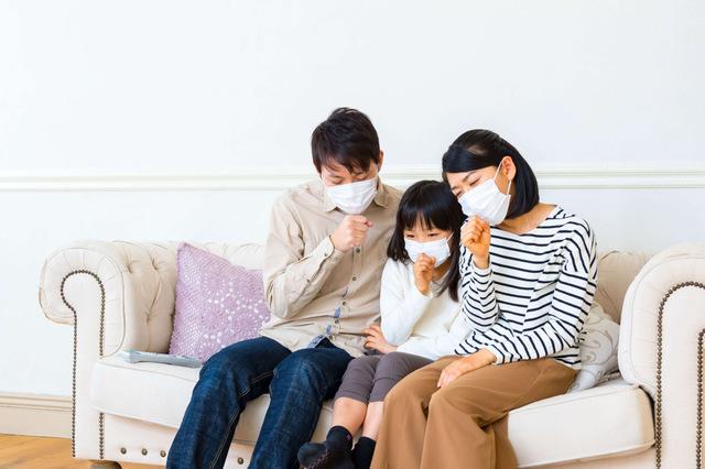 夏風邪を早く治す方法