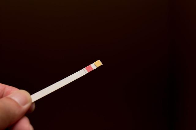 糖尿病の尿検査