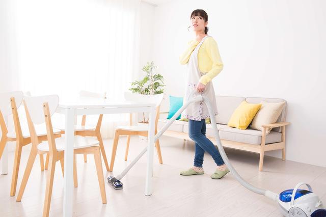 アレルギー性鼻炎への対策の掃除