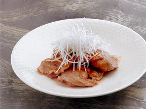 豚肉のキムチサンド