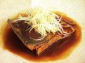 サバの合わせ味噌煮