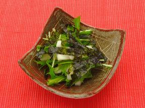 韓国風サラダ
