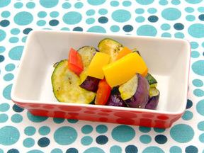揚げ野菜のサラダ