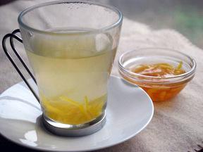 自家製ゆず茶