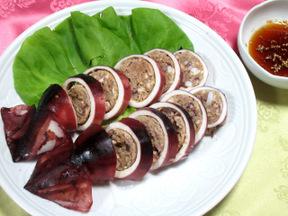 イカの肉詰め(オジンオスンデ)