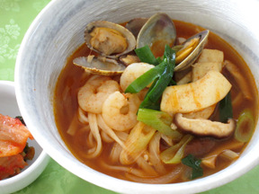 海鮮チャンポン(ヘムルチャンポン)