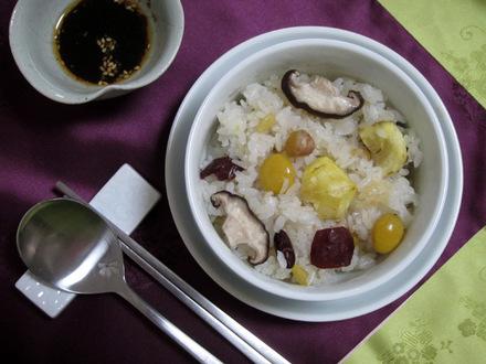 栄養ご飯(ヨンヤンパプ)