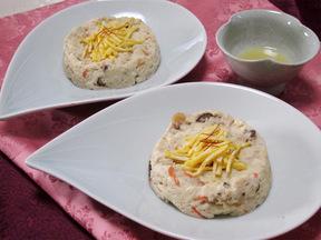 蒸し豆腐(トゥブチム)