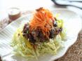ビーフのエスニックサラダ