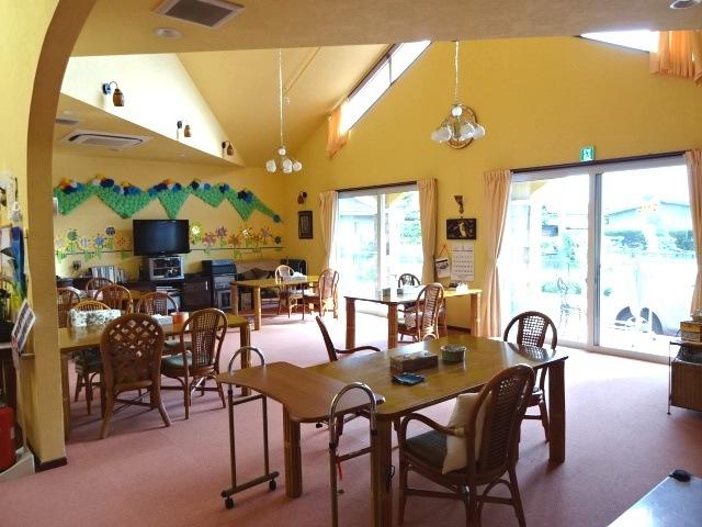 共有スペース・食堂