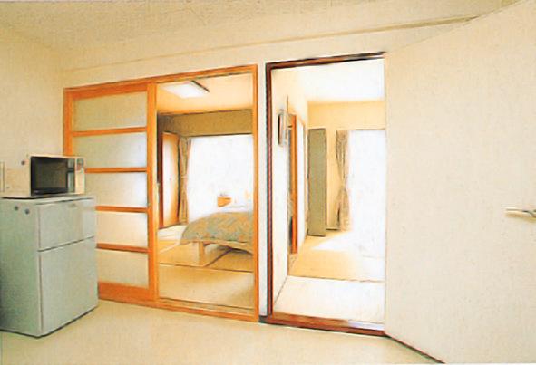 居室(2人部屋)