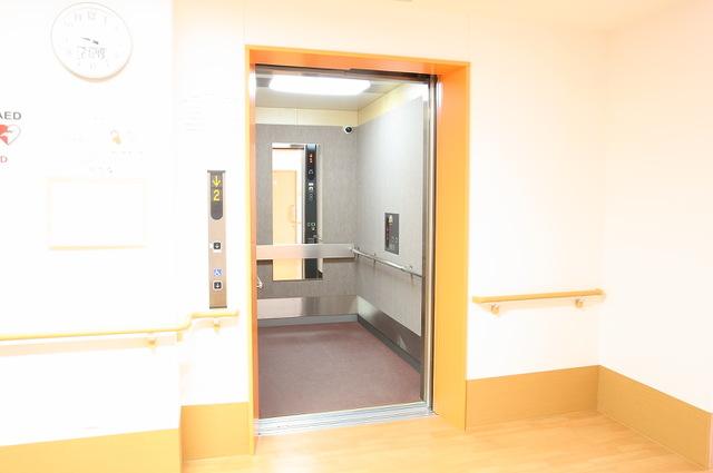 エレベーター(イメージ)