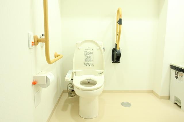 共用トイレ(イメージ)