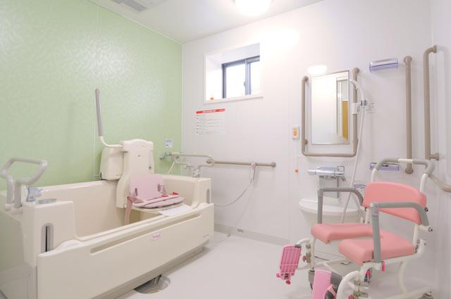 共用浴室(イメージ)