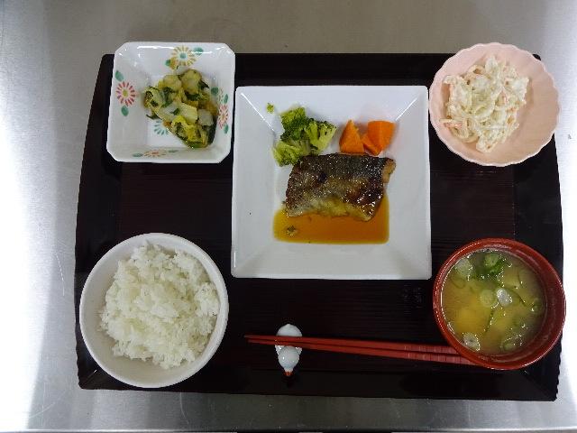 お食事 昼食