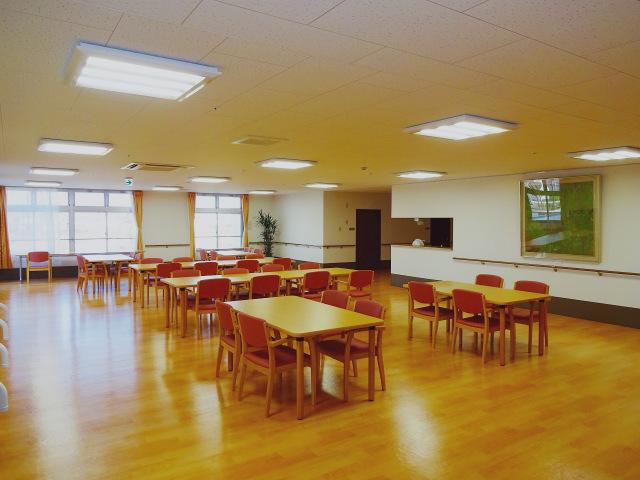 食堂・娯楽室