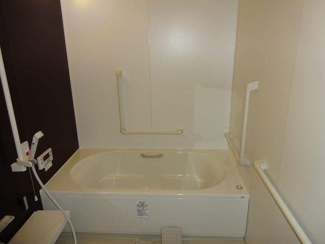 個人用浴室(各フロア完備)