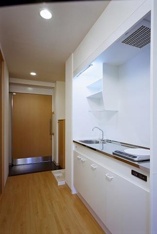 居室キッチン