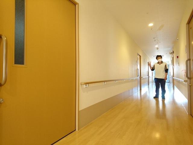 「3F廊下」