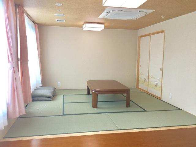 畳共有スペース