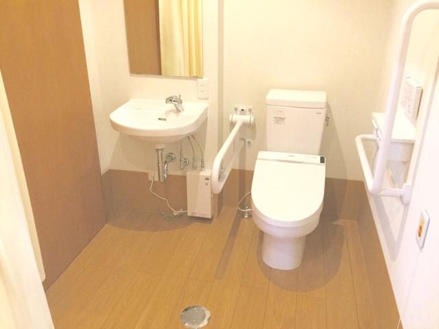 居室トイレ・洗面
