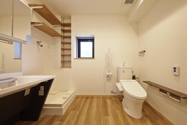居室Bタイプ トイレ