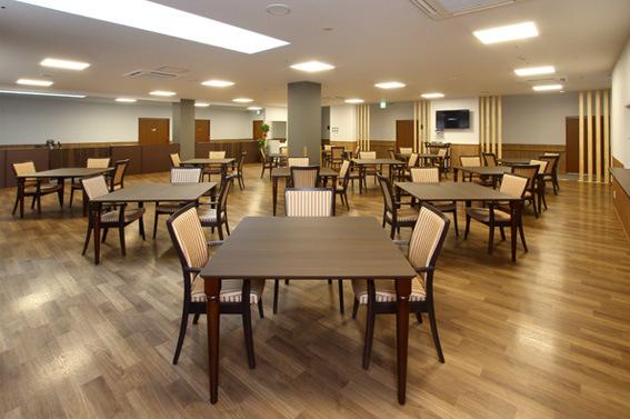 食堂(1階)