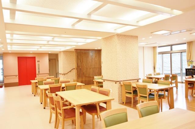 共用スペース(兼食堂)
