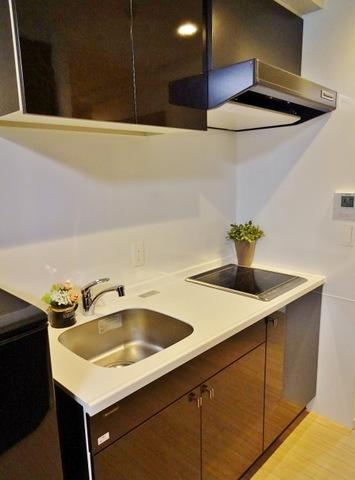 居室 キッチン