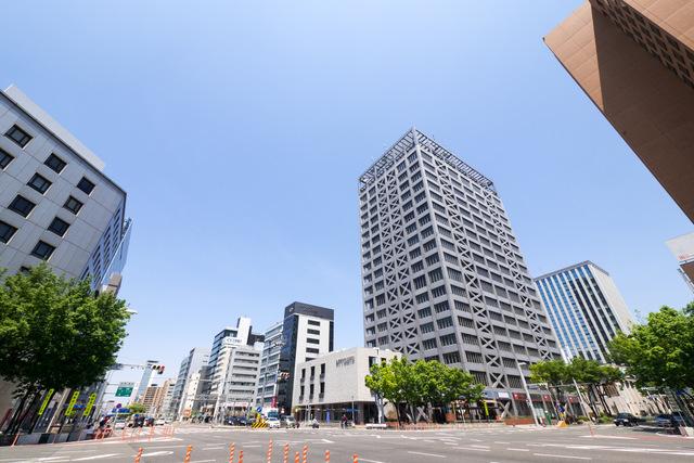 情報化社会を支える企業「NTTデータ」