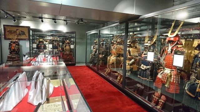 東建コーポレーションの本社にある「刀剣コレクションルーム名古屋・丸の内」外観
